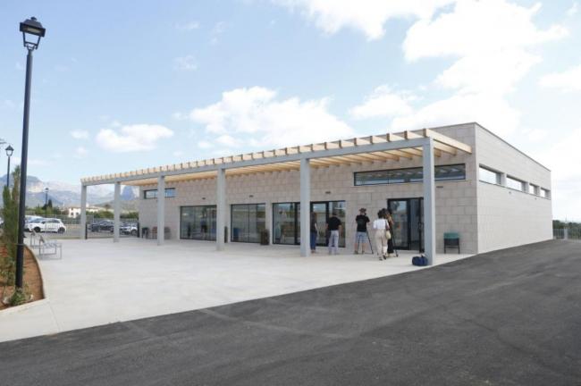 El municipi de Consell ja té tanatori