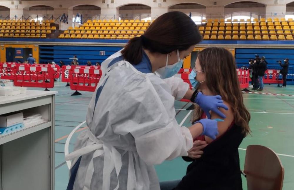 BITCITA abre citas a partir de las 15 h de hoy para la vacunación de personas de Mallorca de 30 a 34 años