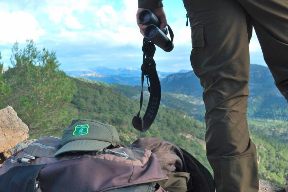 186 sanciones por infracciones de la ley de caza entre 2017 y 2020 en Mallorca