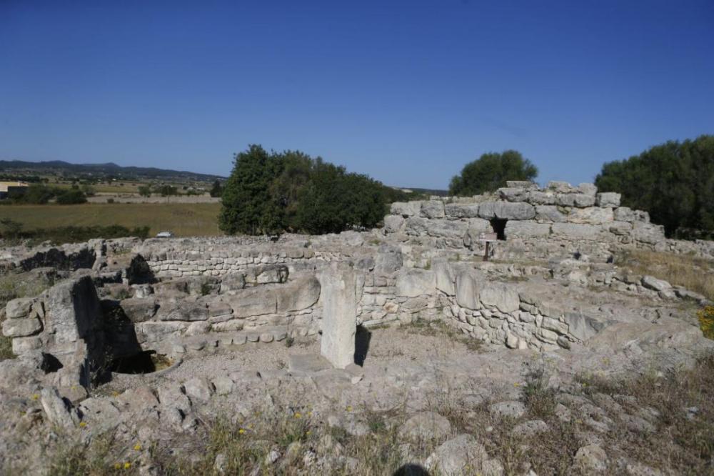 El Consell y Montuïri trabajan para que el yacimiento de Son Fornés sea un referente del turismo cultural
