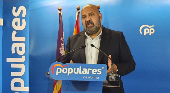 """Jaime Martínez: """"Hila tiene que dejar el sectarismo y dedicarse a resolver las preocupaciones de los ciudadanos'"""
