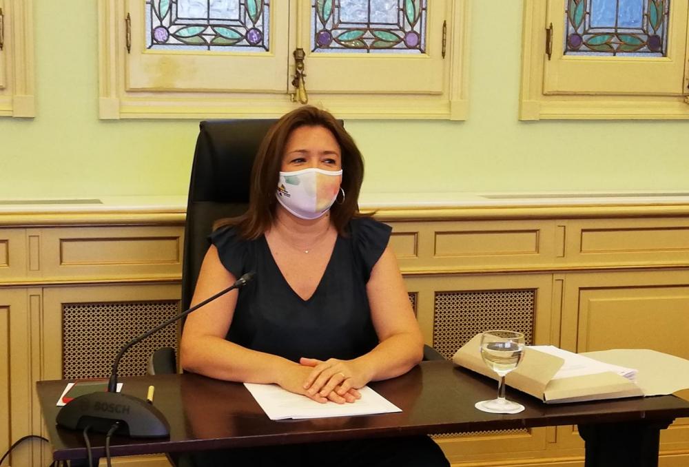 Garrido defiende la actuación 'rigurosa, responsable y siguiendo criterios sanitarios' del Govern ante el brote de casos entre estudiantes