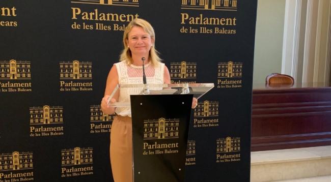 El PP pide la comparecencia urgente de Armengol en el Parlament por el caso Autoridad Portuaria