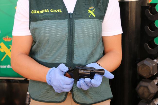 La Guardia Civil detiene al autor del atraco a una joyería en Can Picafort