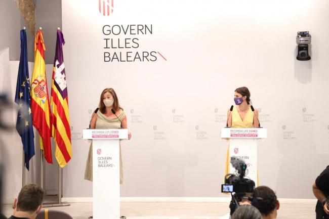 Las Balears recibirán 4,9 millones de euros del Estado para impulsar medidas dentro del Plan de Conciliación y Corresponsabilidad