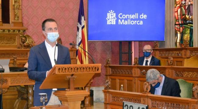 Galmés: 'Recuperaremos el Consell de Mallorca, la cuenta atrás para el cambio ha comenzado'