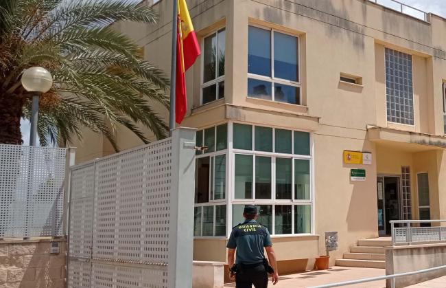 La Guardia Civil detiene a un hombre por agresión a una sanitaria en Inca