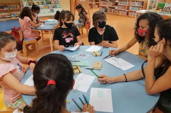 Organizan talleres de creación dirigidos a niños y jóvenes en riesgo de exclusión social