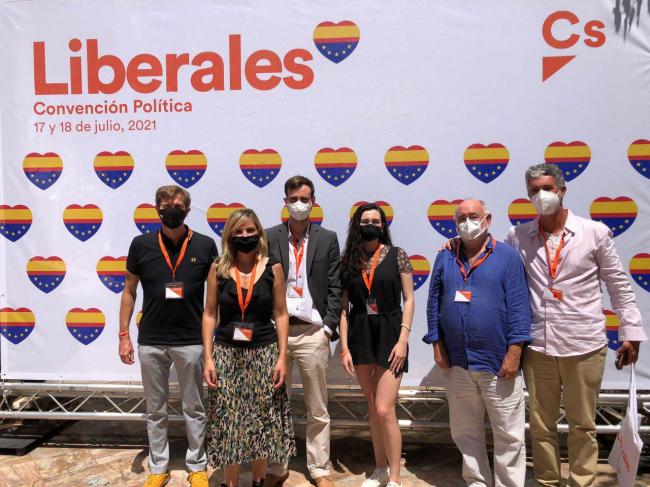 """Guasp: """"Los liberales defendemos la libertad sin imposiciones y somos la única alternativa al bipartidismo"""""""