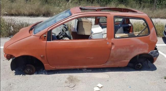 El PP de Palma insta a Hila a frenar la plaga de vehículos abandonados en la calle