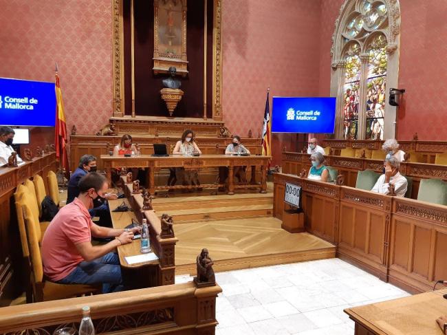 El Consell de Mallorca da cinco días a MAC Insular para aportar la documentación