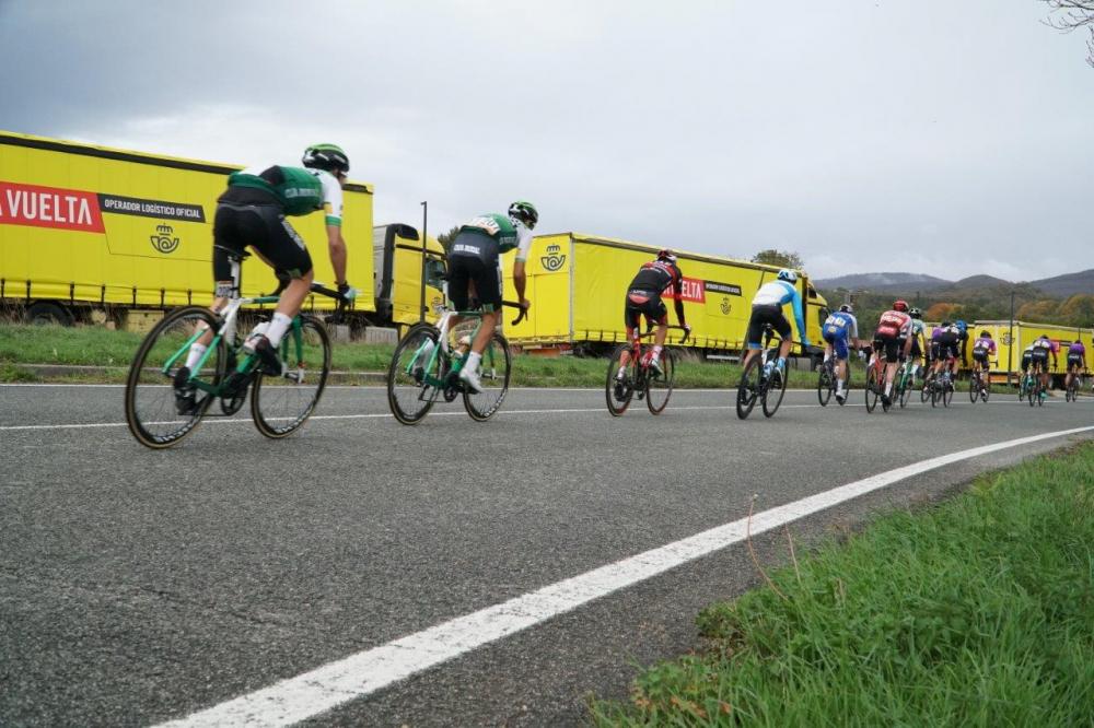 Correos será de nuevo el Operador Logístico Oficial de La Vuelta 21