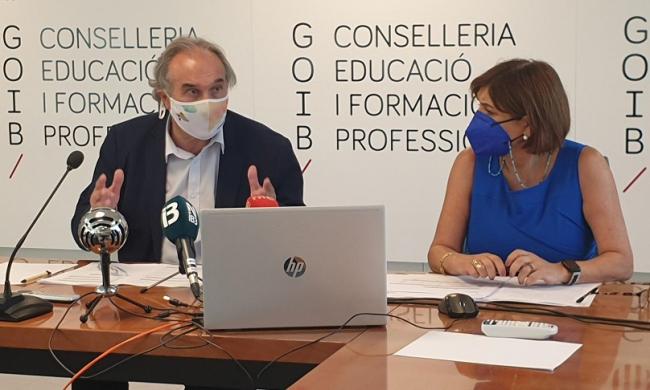 Adjudicadas el 91% de las plazas de maestros de infantil y primaria de las oposiciones docentes en baleares