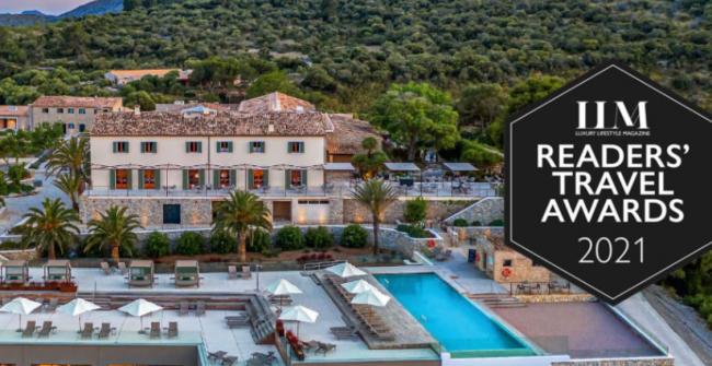 Palma ha sido elegida finalista como mejor ciudad de 2021 ppor los Readers 'Travel Awards del Luxury Lifestyle Magazine