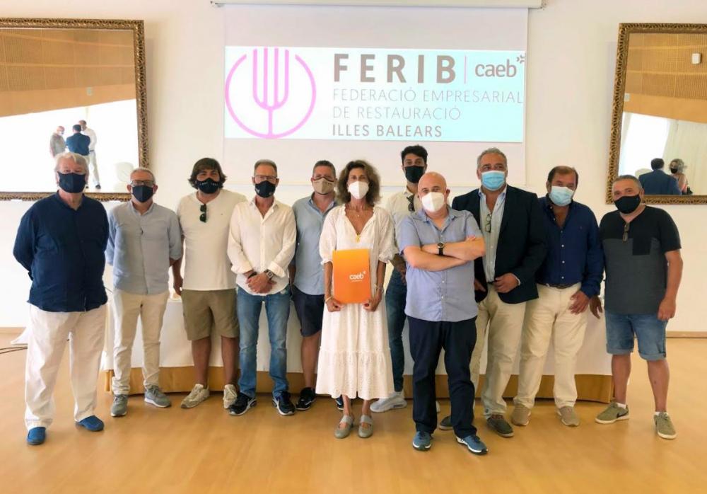 Nace la nueva Federació Empresarial de Restauració de les Illes Balears (FERIB)