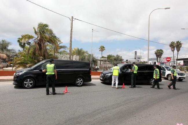 El operativo conjunto, detecta en tres días 95 infracciones en transporte de pasajeros