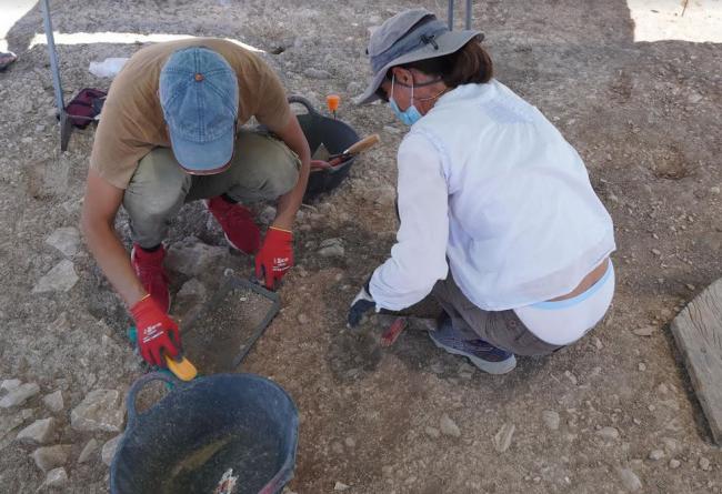Excavan en la parcela adyacente de Son Peretó y se descubren restos de construcciones