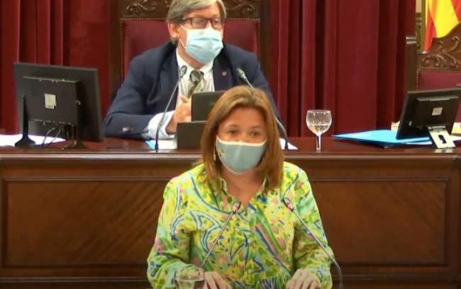 Garrido defiende que el decreto de sanciones anti botellón 'se dirige a una minoría en beneficio de la mayoría'