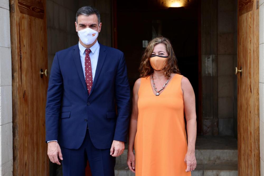 Ciudadanos pide a Armengol y a los parlamentarios por Baleares que exijan la insularidad al Gobierno