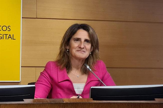 Ribera: 'no se pueden posponer las medidas correctoras para afrontar las alteraciones del clima'