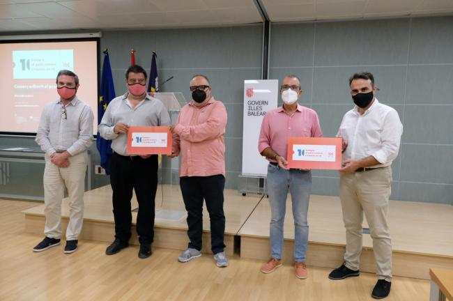 El Govern pone en marcha la campaña Bonos Illes Balears, que estará disponible en octubre