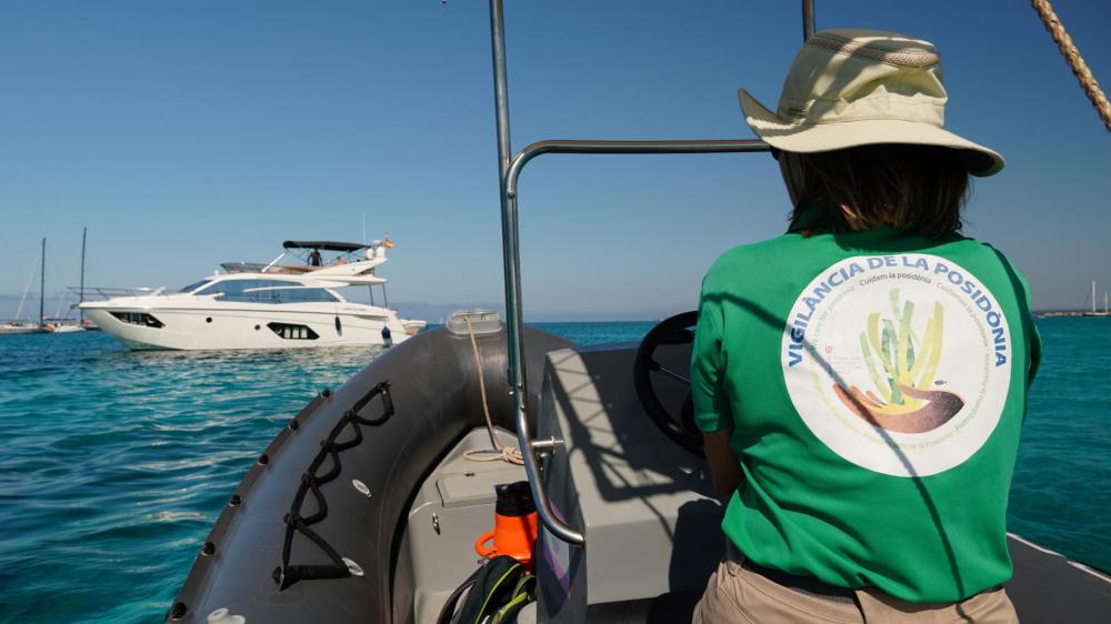 Medi Ambient reclama al Estado la incorporación inmediata de los efectivos de vigilancia marina que prometió para julio