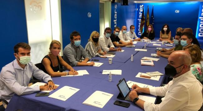 El PP balear celebrará unas jornadas parlamentarias para definir la estrategia de la formación de cara a las elecciones de 2023
