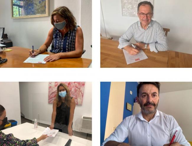 Armengol se presenta para encabezar las delegación territorial de Mallorca en el 40º Congreso del PSOE