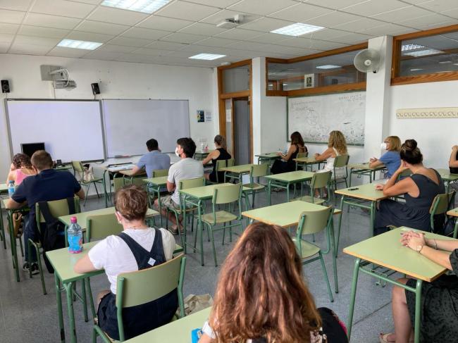 Empieza la segunda convocatoria de pruebas de lengua catalana de 2021