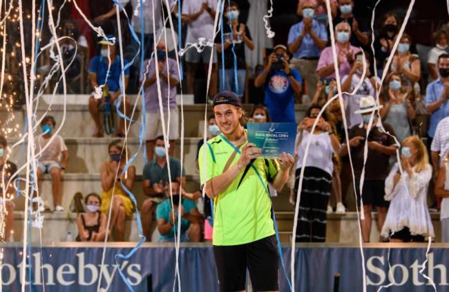 Lukas Lacko conquista el Rafa Nadal Open by Sotheby's International Realty
