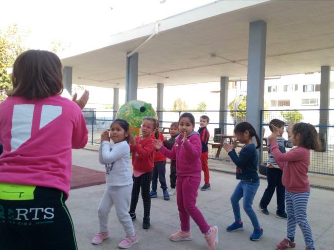 El programa «Suma't» del Consell obre 22 tallers esportius i de bons hàbits per a escoles que arribaran a gairebé 30.000 infants