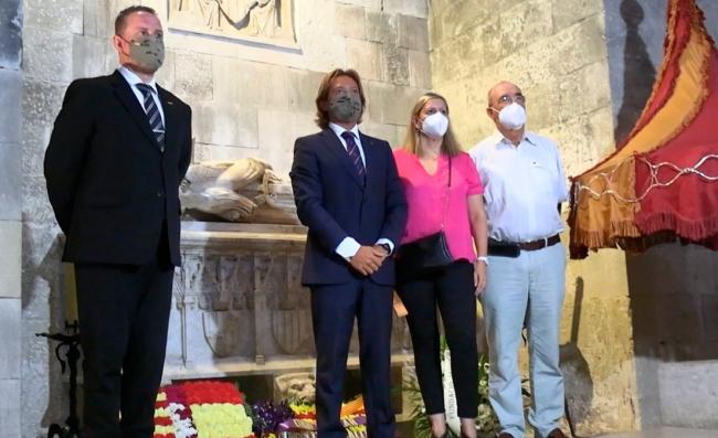 VOX reivindica «más que nunca» el Día de Mallorca del 12 de septiembre frente a la catalanización impuesta por la izquierda