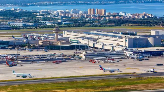 El GOB exige al Govern y Consell que se posicionen frente a los planes de AENA de intensificación de tráfico aéreo en Palma