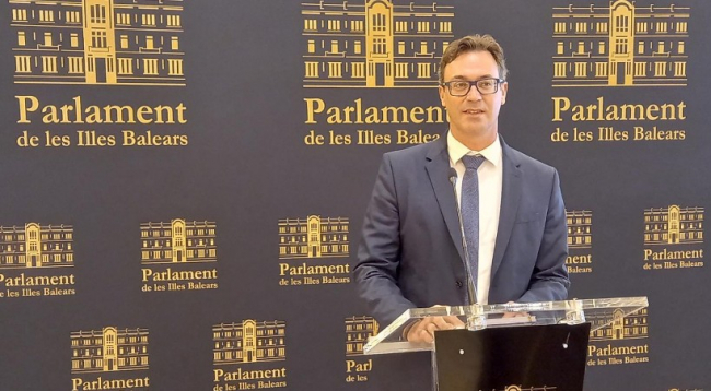 """El PP lamenta la """"falta de humildad"""" de Armengol en su discurso del Debate de Política General"""