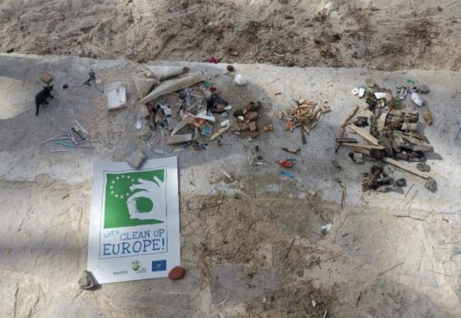 La Euroregión organiza la primera jornada conjunta de limpieza de residuos en los espacios naturales