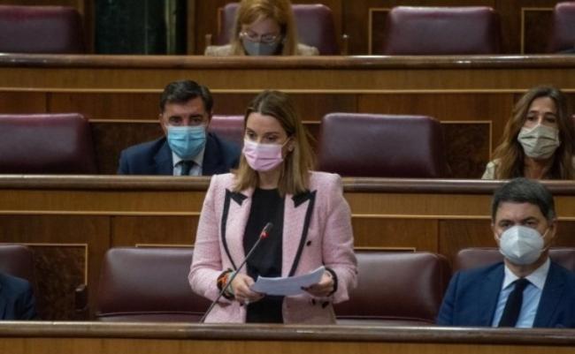 """Marga Prohens, a la ministra Belarra: """"La factura de la luz y su incompetencia han cortocircuitado su escudo social"""""""