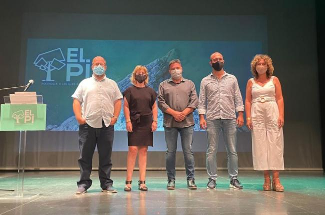 Tolo Gili, nuevo presidente de El Pi en Mallorca con el 97% de los apoyos