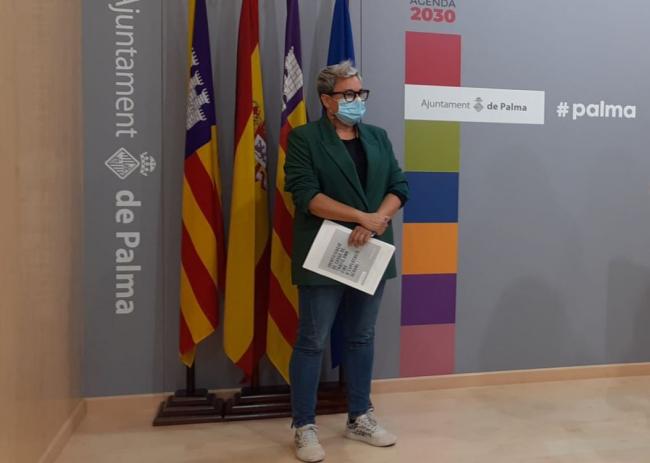 Sonia Vivas: 'Un 17% de las mujeres que ejercen la prostitución en Palma podrían ser víctimas de tráfico de personas'