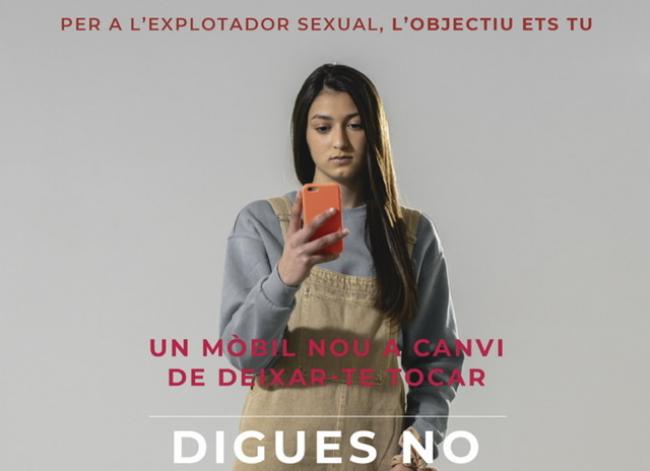 El Govern lanza una campaña destinada a prevenir la explotación sexual de adolescentes