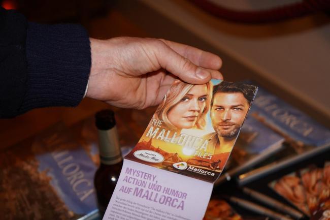 Mallorca es corona a l'ambaixada de Berlín com a plató de sèries de televisió
