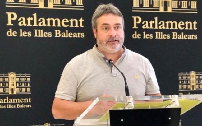 Joan Mas: 'Nos preocupa la deriva ultra del PP y sus complicidades con la extrema derecha'