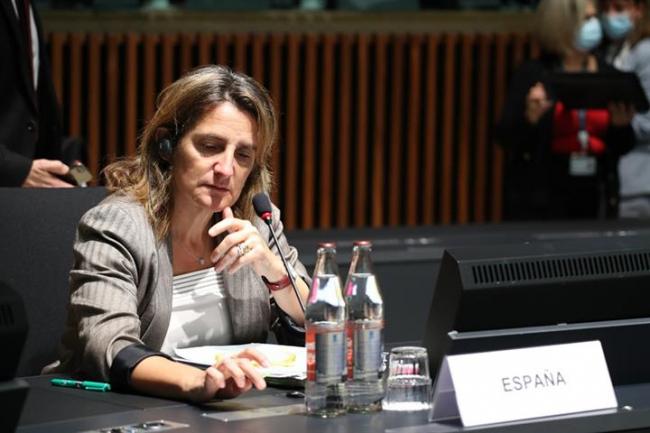 España impulsa una respuesta conjunta de Europa a la escalada del precio de la electricidad con medidas extraordinarias