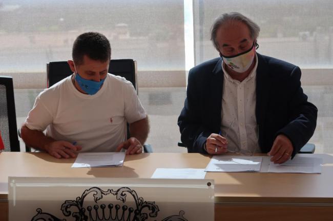 Educación y Ayuntamiento firman el Convenio de colaboración para la creación de una escoleta 0-3 en Lloseta