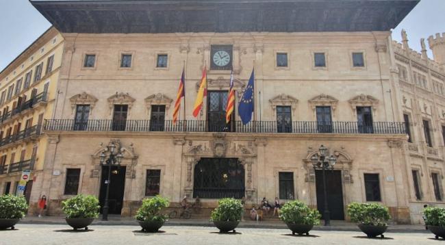 El PP de Palma reclama que la ciudadanía pueda asistir a los plenos en Cort