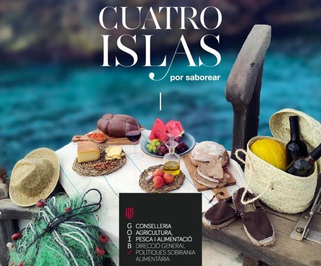 Baleares participará al Salón Gourmets de Madrid como gran escaparate del producto agroalimentario de las Islas