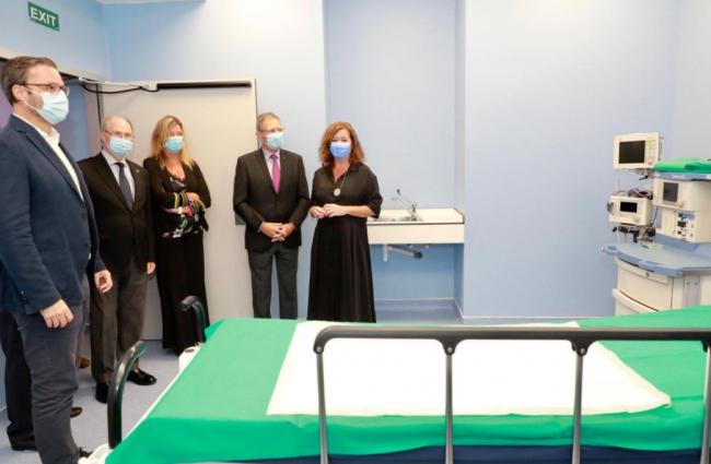 Presentan la renovación del Hospital de la Cruz Roja de Palma