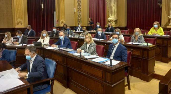 PP reclama a Armengol que  no aplique la ley de Vivienda de Sánchez en Baleares