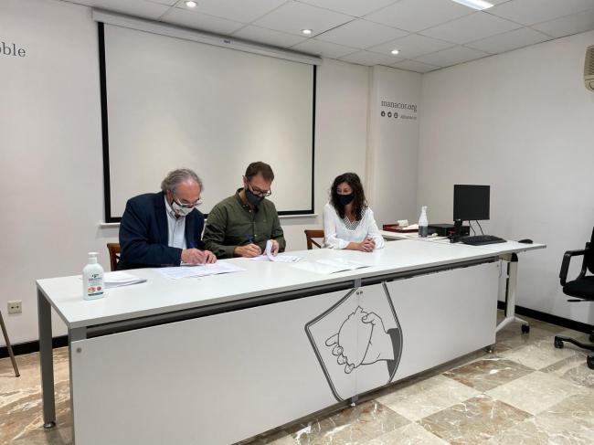Educación y Ayuntamiento firman el Convenio de colaboración para la creación de dos escoletas 0-3 en Manacor