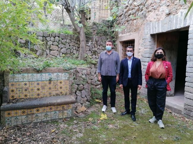 El Govern rehabilitará las casas de Can Junyer para convertirlas en el Centro de Creación e Investigación Llucalcari
