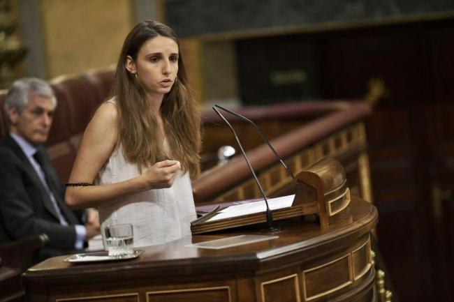 Muñoz (Unidas Podemos) defiende en el Congreso la regulación integral del cannabis